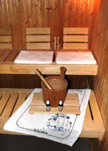 De kenmerken van een Finse sauna